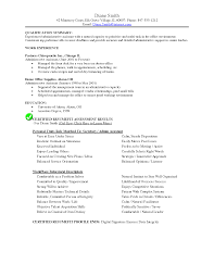 Resume Sample For Office Assistant by Cover Letter For Resume Office Assistant