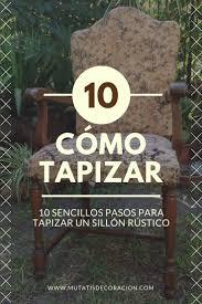 Diy Transfer Mueble Paso A Paso Más De 20 Ideas Increíbles Sobre Tapizar Sillones En Pinterest