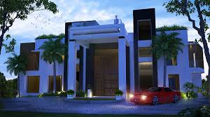 Modern Villas by Best Contemporary Villas A12b 8140