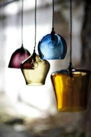 Colored Glass Pendant Lights Blown Glass Pendant Lights Uk Roselawnlutheran