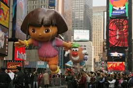 crowds gather for macy s annual thanksgiving day parade view