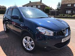 nissan qashqai alloy wheels used blue nissan qashqai for sale suffolk