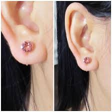 unpierced ears clip on earrings for unpierced ears earrings designs and ideas