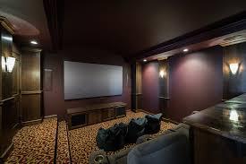 custom home theater home theater bar k u0026 l homes inc
