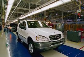 mercedes in tuscaloosa al daimler executive alabama plant is proud of success for