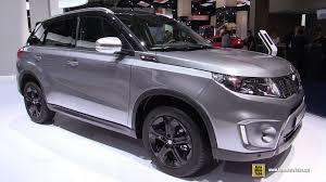 vitara jeep 2016 suzuki vitara s all grip exterior and interior walkaround