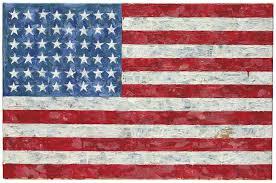 Vintage Flag Art It U0027s A Grand Old Flag Jasper Johns Printmaking And Artist
