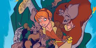 Wildfire On Freeform by Marvel Brings Squirrel To Tv In U0027new Warriors U0027 Series On Freeform