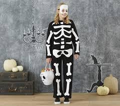 Glow In The Dark Skeleton Costume Big Kid Glow In The Dark Skeleton Costume Pottery Barn Kids
