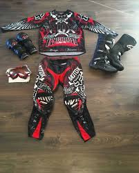 alpinestars motocross gear fox alpinestar motocross gear in castle bromwich west midlands