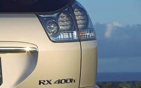 lexus rx 400h review 2007 2008 lexus rx 400h information and photos zombiedrive