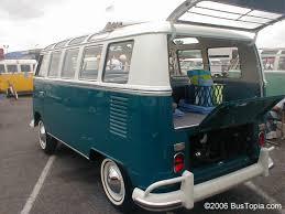 t1 volkswagen type 2 bus original paint color samples from
