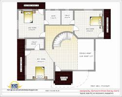 3 bedroom house plans indian style fresh 3 bedroom house plan indian style single floor house plan