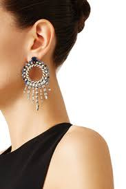 dannijo earrings earrings by dannijo for 103 rent the runway