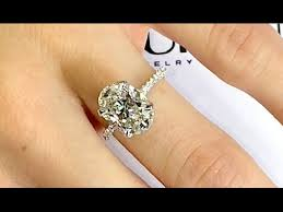 3 carat diamond engagement ring 3 carat oval diamond engagement ring