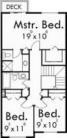 additional info for narrow lot house plans small lot house plans