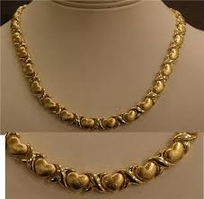 gold metal chain necklace images Jewelry nikfine jpg
