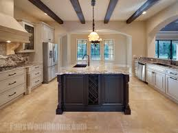 luxury kitchen designs photo gallery fake wood beams design ideas and photos full gallery creative