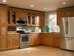 Wall Color With Oak Kitchen Cabinets Fiorentinoscucinacom - Hardwood kitchen cabinets