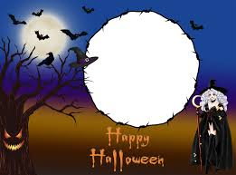halloween png happy halloween png transparent frame gallery yopriceville