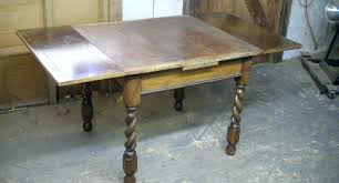 table with slide out leaves antique dining table with pull out leaves john mark power antiques