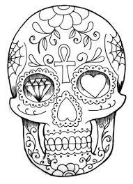free tattoo colouring pages u2013 misfits