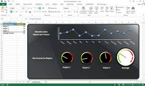 dashboard reporting with excel free download free download