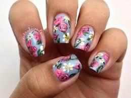 15 spring floral nail art designs always in trend always in trend