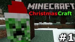 minecraft christmascraft mod episode 1