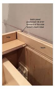 how to attach kitchen base cabinets kitchen cabinet installation need shims