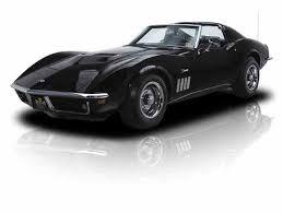 black on black corvette 1969 chevrolet corvette for sale on classiccars com 95 available
