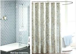 Blue Grey Curtains Blue And Grey Shower Curtain Yellow Blue Gray Shower Curtain Kolcovo