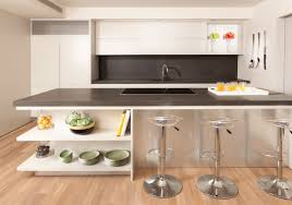 kitchen island with shelves 70 spectacular custom kitchen island ideas home remodeling