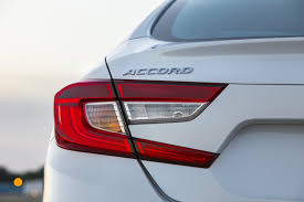 2018 honda accord tail light the fast lane car
