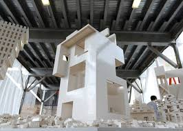 world famous architects world famous architects create lego buildings for an installation