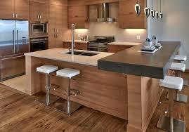 modeles de cuisine avec ilot central modele cuisine avec ilot modele de cuisine moderne avec ilot cildt org