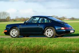 porsche 911 dark green porsche 911 carrera 2 1992 welcome to classicargarage