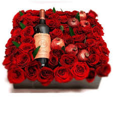 wine delivery los angeles west florist flower delivery by los angeles florist