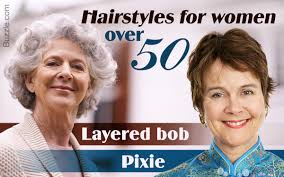curly short hairstyles for women over 50 that look graceful
