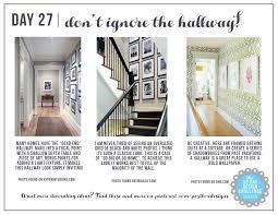 home design challenge 30 day design challenge day 27 don t ignore your hallway