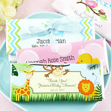 personalized baby shower favors baby shower personalized hershey chocolate bar baby shower
