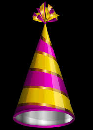 best hat clip light birthday imagesrhoogazonecom hd birthday party hat clip art birthday
