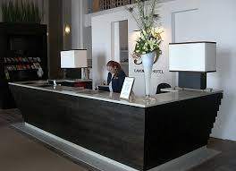 bespoke reception desk reception counters display cabinet sussex uk Reception Desk With Display
