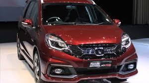 Interior Mobilio Honda Mobilio Rs 2015 2016 Detail Exterior Interior With Regard To