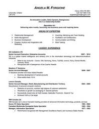 Sample Resume For Account Executive by Account Executive Resume Is Like Your Weapon To Get The Job You
