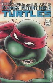 teenage mutant ninja turtles 1984 comic books