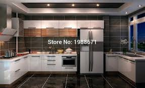 Lacquer Cabinet Doors High Gloss Lacquer Finish Kitchen Cabinets High Gloss Finish
