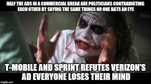 T Mobile Meme - and everybody loses their minds meme imgflip