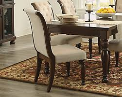 Dining Room Chairs Ashley Furniture HomeStore - Ashley furniture white dining table set