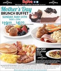 day brunch buffet hy vee market grille faribault mn